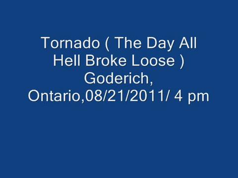 Tornado ( The Day All Hell Broke Loose ) Thomas Young, by Thomas Young on OurStage