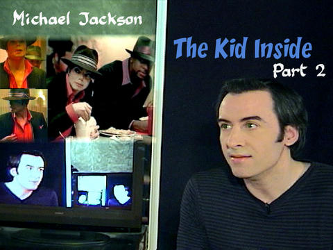 Part 2 - Michael Jackson The Kid Inside, by Breck Stewart on OurStage