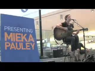 """Mieka Pauley @ JetBlue's """"Live From T5"""", by OurStage Productions on OurStage"""
