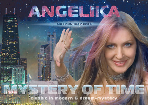 Mozart - Symphony 40 g-moll in dream-mystery, by ANGELIKA on OurStage
