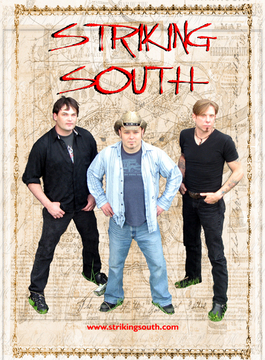 Hangin' On, by Striking South on OurStage