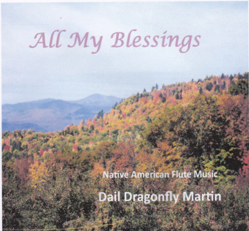 Peace Within, by Dail Dragonfly Martin on OurStage