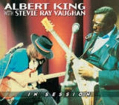 IN SESSION-ALBERT KING & STEVIE RAY VAUGHAN, by ALBERT KING & STEVIE RAY VAUGHAN on OurStage