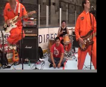 Roller Derby Girl, by 900 Pound Gorilla on OurStage