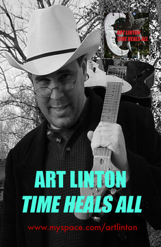 Time Heals All, by Art Linton on OurStage