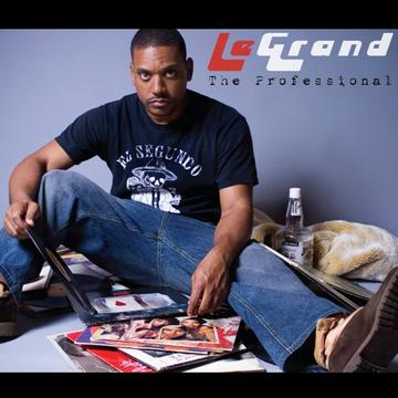 Legrand and DJ Nitty Gritty live!, by legrandtheprofessional on OurStage