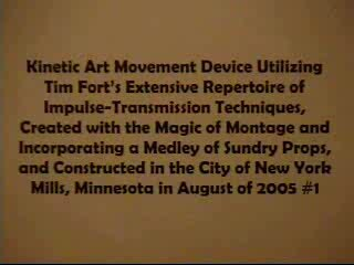 New York Mills Project Video, by lunatim on OurStage