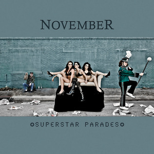 The Grind, by November on OurStage