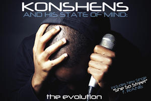 "Konshens and his State of Mind ""Moment of Time"" LIVE, by Konshens on OurStage"