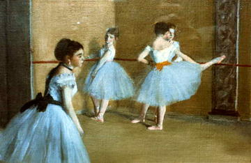 Ballet Class, by AntonyX on OurStage