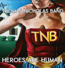 Wake Up, by Thomas Nicholas Band on OurStage