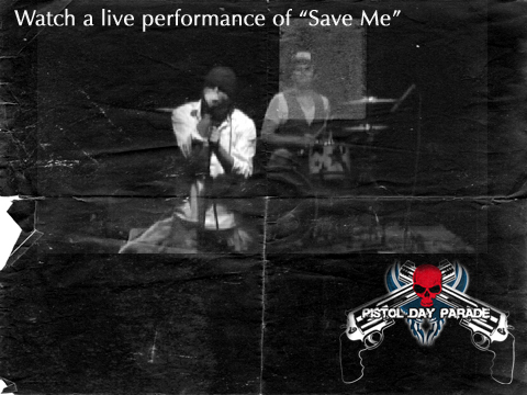 """""""Save Me"""" (Live @ The Emerald Theatre), by Pistol Day Parade on OurStage"""