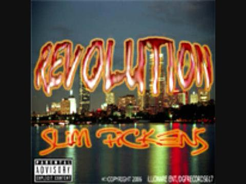 REVOLUTION ALBUM ON iTUNES, by SLiM PiCKENS on OurStage