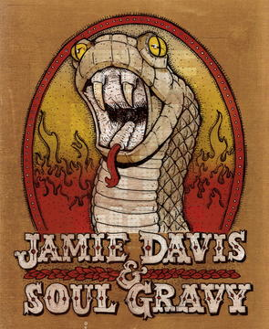 CottonMouth, by Jamie Davis & Soul Gravy on OurStage