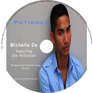 Patience, by Michelle De & Nashville Song Service featuring Joe Robinson on OurStage