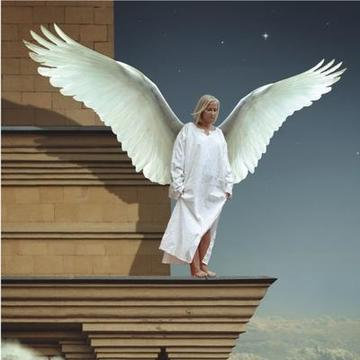 White Angel  (Thank you, that you have one), by Alexey Gribanov on OurStage