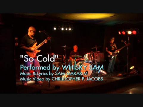 SO COLD, by WHISKYSAM on OurStage