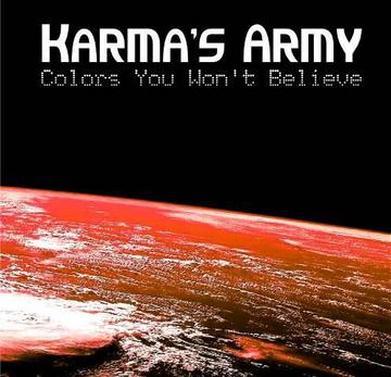 Release, by Karma's Army on OurStage