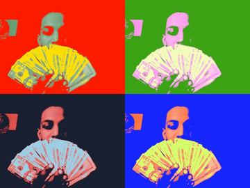 i get $, by S.T  on OurStage