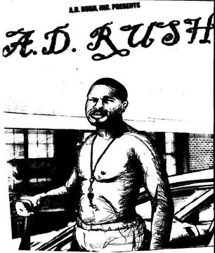 DEM SAME ROADS, by A.D. RUSH on OurStage