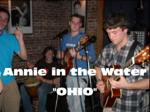 Ohio, by Annie in the Water on OurStage