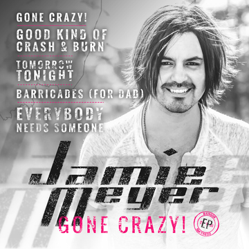 Gone Crazy!, by Jamie Meyer on OurStage