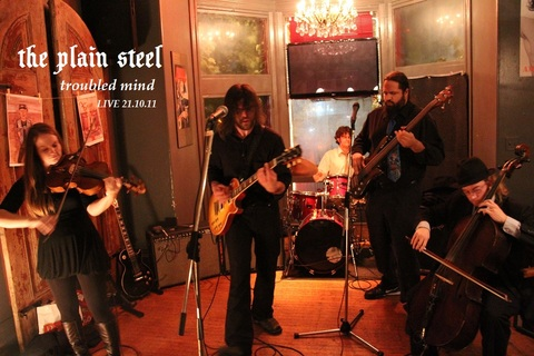 Troubled Mind (live), by The Plain Steel on OurStage