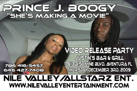 She's Making A Movie, by Prince J. Boogy on OurStage