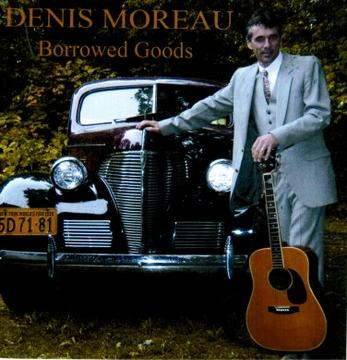 Tappin' Blues, by Denis Moreau on OurStage