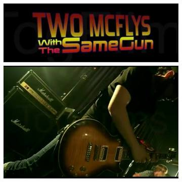 Two McFlysWith The Same Gun (Official Music Video), by Caramel Carmela on OurStage