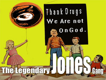 Secretly Hating You, by The Legendary Jones Gang on OurStage