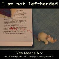 Endline (choose nothing), by I Am Not Lefthanded on OurStage