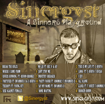 Sinergyst - Where I Came From, by Sinergyst on OurStage