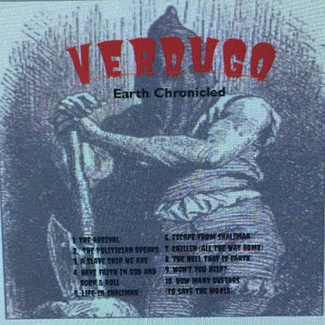 A Slave Ship We Are, by Verdugo on OurStage