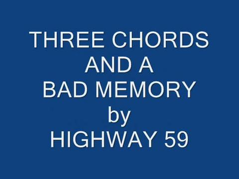 THREE CHORDS, by Highway59 on OurStage