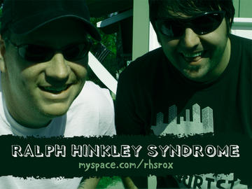 My Eyes Have Hands, by Ralph Hinkley Syndrome on OurStage