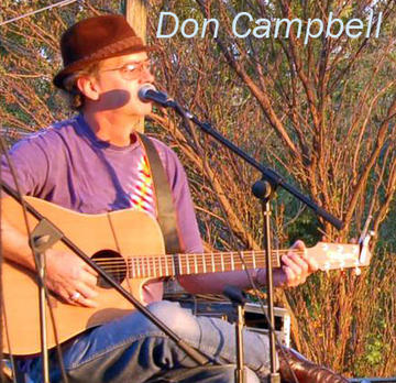 Reggie Reggae, by Don Campbell on OurStage