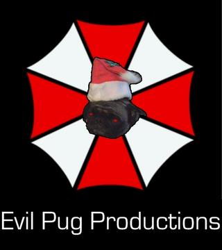 Evil Pug, by Stamp your feet Spotswood on OurStage