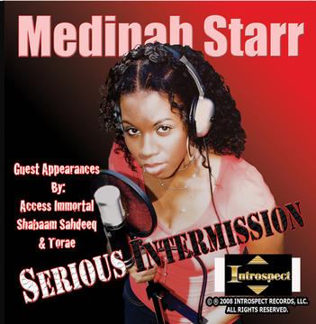JUST BECAUSE FT. SHABAAM SAHDEEQ, by Medinah Starr & Shabaam Sahdeeq on OurStage