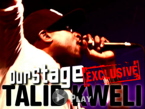Talib Kweli Interview, by OurStage Productions on OurStage