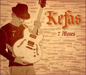 Ya Me Fui, by Kefas on OurStage