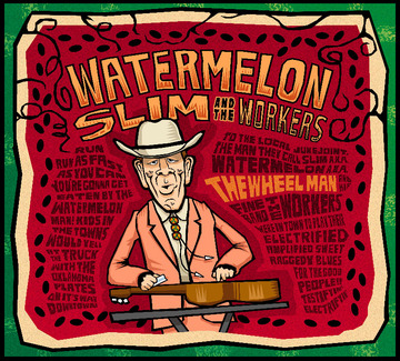 Black Water, by Watermelon Slim & The Workers on OurStage