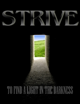 Trying like Hell to get through to you, by Strive to find the light in the Darkness on OurStage