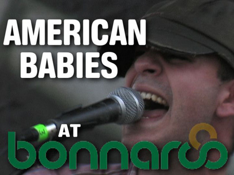 American Babies @ Bonnaroo, by Alyssajh7 on OurStage