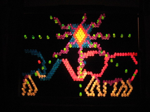 Moviekiss: The Lite Brite Video, by pleaserock on OurStage