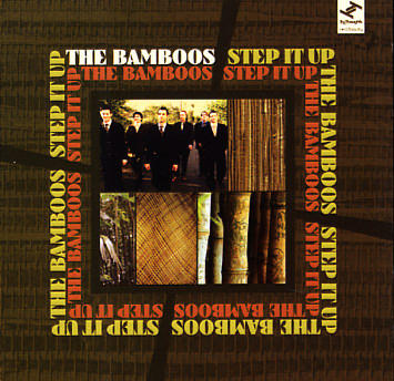 Step It Up feat. Alice Russell, by The Bamboos on OurStage