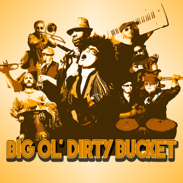 Photonic Amplifier People, by Big Ol' Dirty Bucket on OurStage