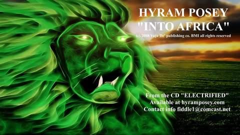 Into Africa, by Hyram Posey on OurStage