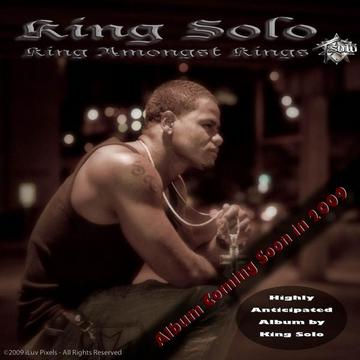 What It Is, by King Solo on OurStage