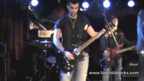 Dare To Believe @ Hard Rock Cafe - Jan.2nd.2010, by Fairchild on OurStage